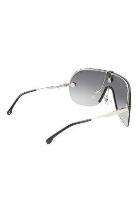 Женские солнцезащитные очки + клип CARRERA черного цвета, арт. CA EPICA II 010 | Фото 7