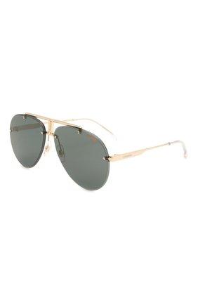 Женские солнцезащитные очки CARRERA черного цвета, арт. CARRERA 1032 J5G | Фото 1