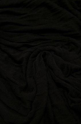 Мужской шарф из вискозы TRANSIT черного цвета, арт. SCAUTRN5001 | Фото 2
