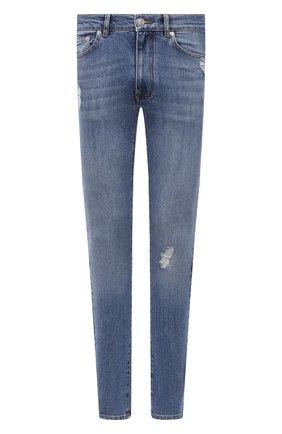 Мужские джинсы ICEBERG голубого цвета, арт. 21E I1P0/2201/6006 | Фото 1