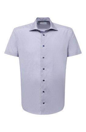 Мужская хлопковая сорочка ETON синего цвета, арт. 1000 02249 | Фото 1