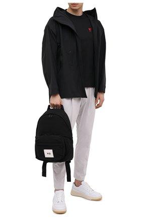 Мужской текстильный рюкзак Y-3 черного цвета, арт. GT8915/M | Фото 2