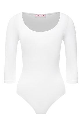 Женское боди FALKE белого цвета, арт. 40932 | Фото 1