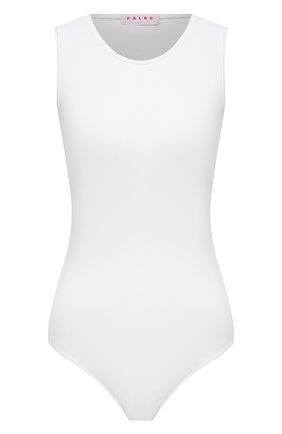 Женское боди FALKE белого цвета, арт. 40928 | Фото 1