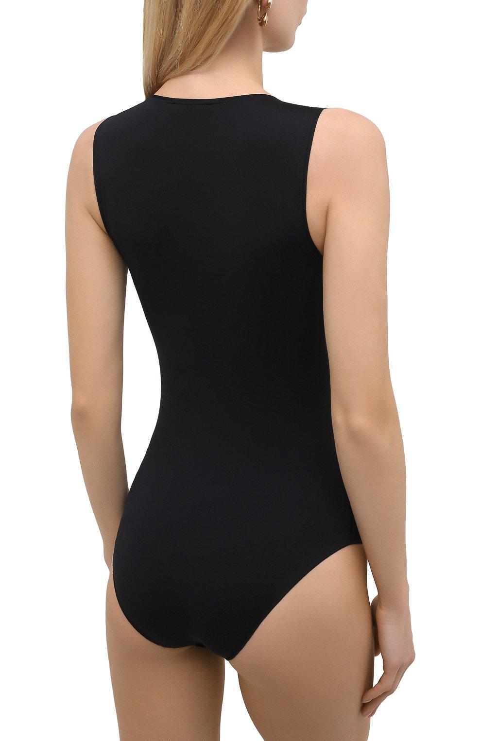 Женское боди FALKE черного цвета, арт. 40928 | Фото 3