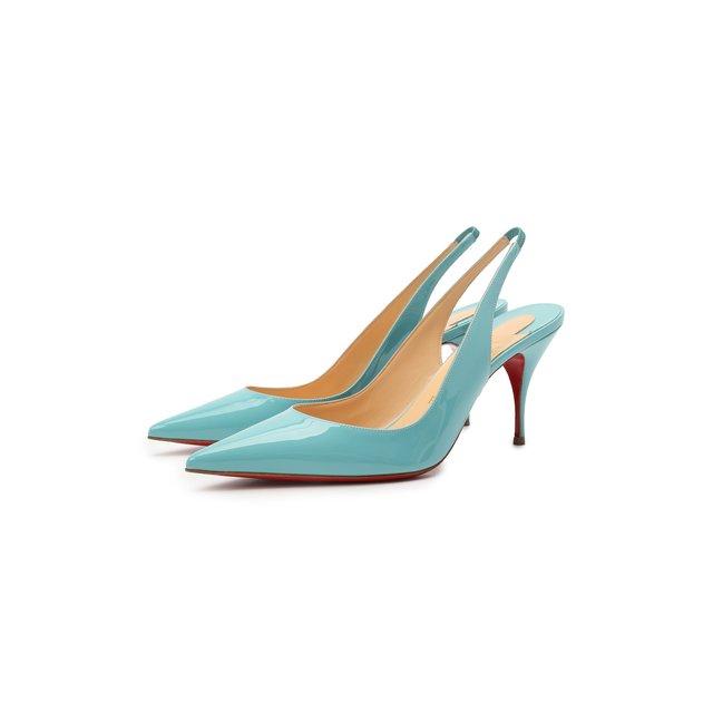 Кожаные туфли Clare Sling Christian Louboutin