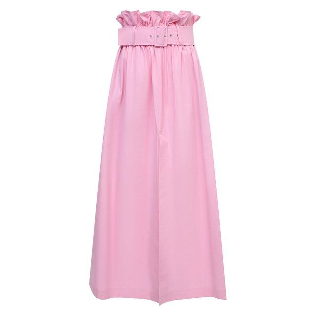 Хлопковая юбка MSGM