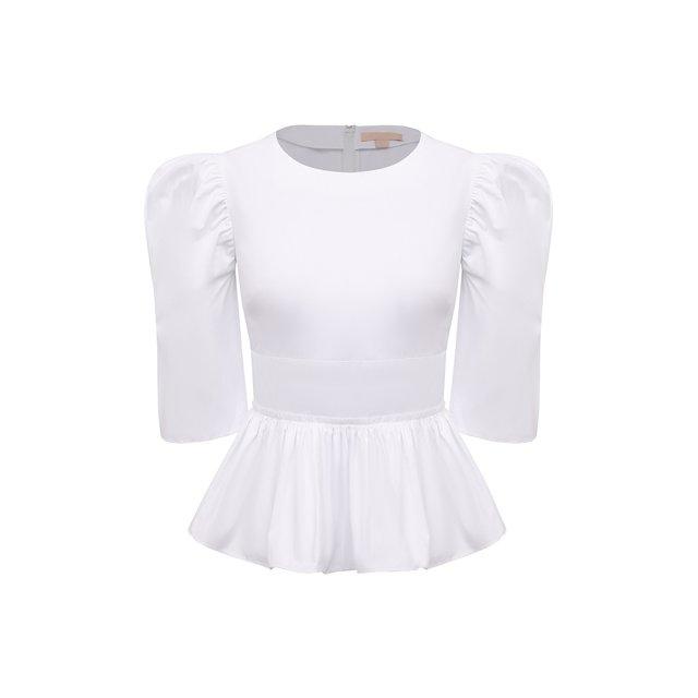 Хлопковая блузка Brock Collection