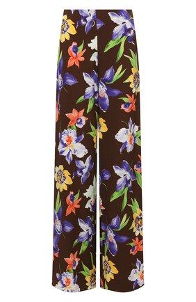 Женские брюки из вискозы RALPH LAUREN разноцветного цвета, арт. 290844015 | Фото 1