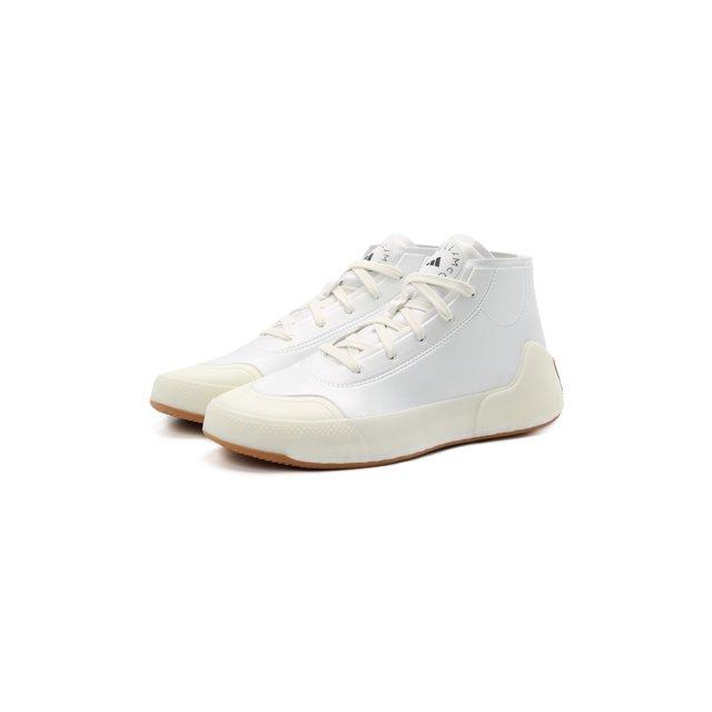 Текстильные кроссовки Treino adidas by Stella McCartney