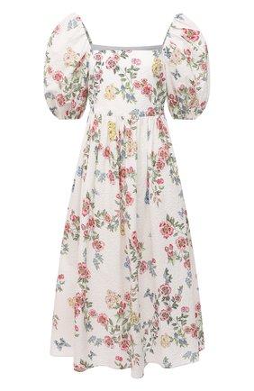 Женское хлопковое платье VIVETTA разноцветного цвета, арт. 21E V2M0/H031/0089 | Фото 1