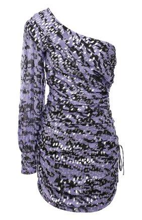 Женское платье из вискозы IRO сиреневого цвета, арт. WM33KALLAR | Фото 1