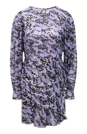 Женское платье из вискозы IRO сиреневого цвета, арт. WM33BARNEL | Фото 1