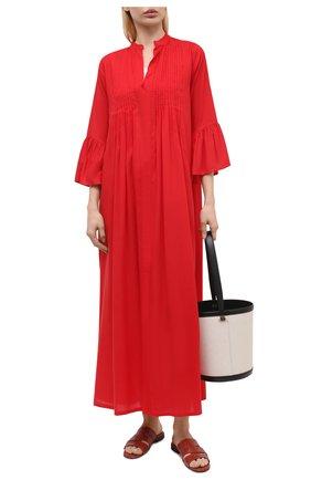 Женская туника EVARAE красного цвета, арт. S21KATIA-RGE | Фото 2