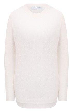 Женский кашемировый пуловер GABRIELA HEARST светло-бежевого цвета, арт. 321915 A029 | Фото 1