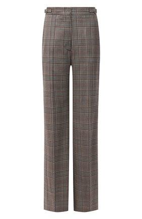 Женские шерстяные брюки GABRIELA HEARST серого цвета, арт. 321200 W047 | Фото 1