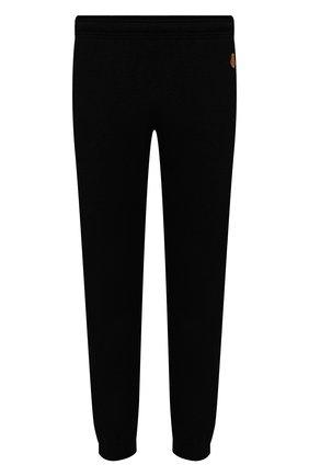 Мужские хлопковые джоггеры KENZO черного цвета, арт. FB55PA7114ML | Фото 1
