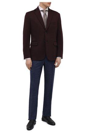 Мужские кожаные пенни-лоферы edward HARRYS OF LONDON черного цвета, арт. 283/406 | Фото 2