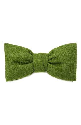 Женская заколка FLOWER ME зеленого цвета, арт. ZBOW-LI008031МP | Фото 1