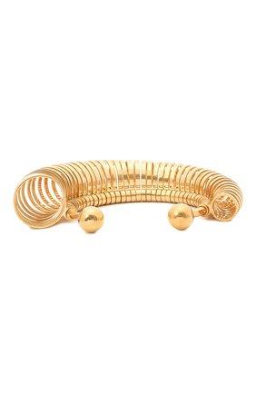 Женский браслет baguier JACQUEMUS золотого цвета, арт. 211JW08 | Фото 2