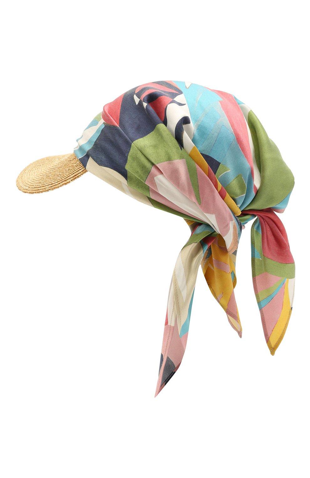 Женский козырек INVERNI разноцветного цвета, арт. 5173 CC | Фото 2