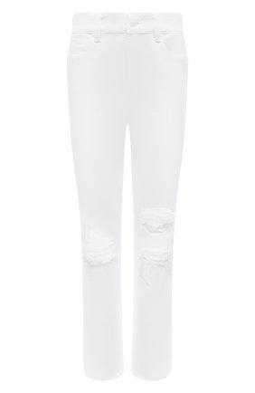 Женские джинсы PAIGE белого цвета, арт. 6181208-3525 | Фото 1