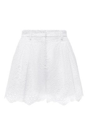 Женские шорты VIVETTA белого цвета, арт. 21E V2M0/D011/0082 | Фото 1