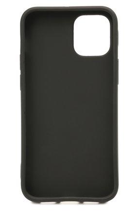 Чехол для iphone 12 mini MISHRABOO черного цвета, арт. Camera 12 mini   Фото 2