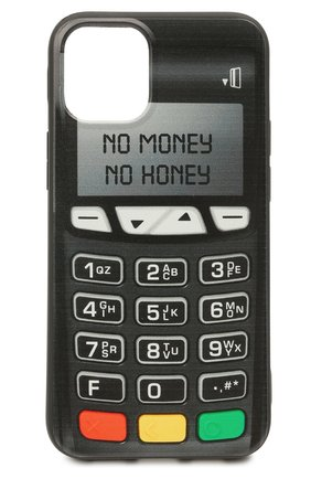 Чехол для iphone 12 mini MISHRABOO черного цвета, арт. Terminal 12 mini | Фото 1