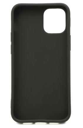 Чехол для iphone 12 mini MISHRABOO черного цвета, арт. Terminal 12 mini | Фото 2