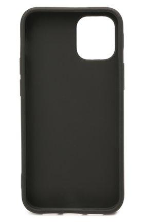 Чехол для iphone 12 mini MISHRABOO черного цвета, арт. №1 12 mini | Фото 2