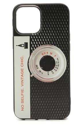 Чехол для iphone 12 pro max MISHRABOO черного цвета, арт. Camera 12 Pro Max | Фото 1