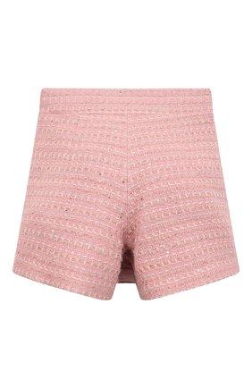 Детские юбка-шорты ZHANNA & ANNA розового цвета, арт. ZAP07012021/1_1 | Фото 2