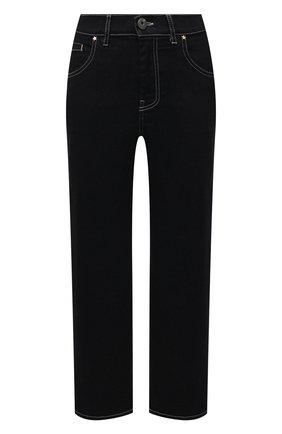 Женские джинсы LORENA ANTONIAZZI темно-синего цвета, арт. P2129PA019/3303   Фото 1