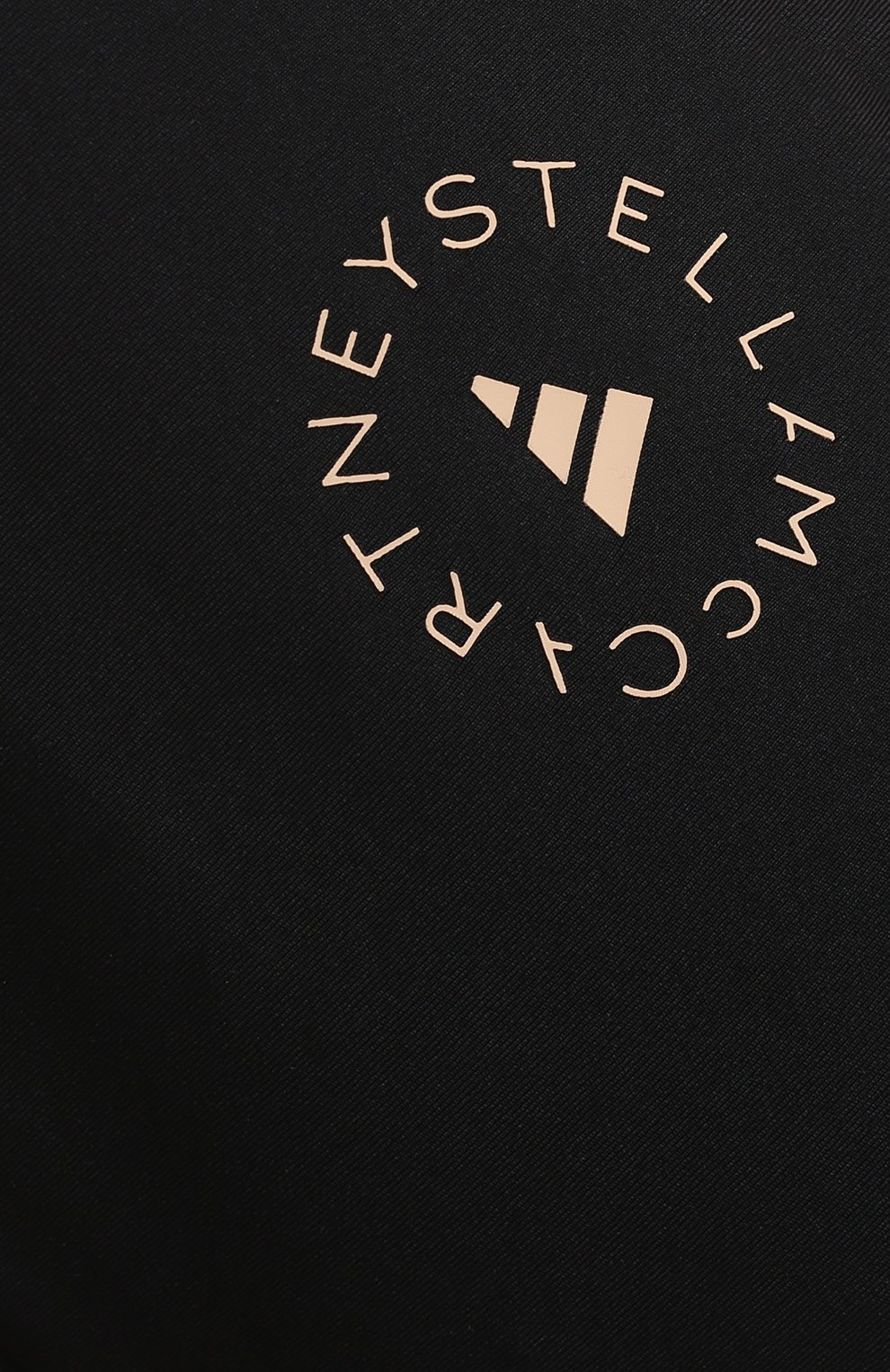 Женский топ ADIDAS BY STELLA MCCARTNEY черного цвета, арт. FU0740 | Фото 5
