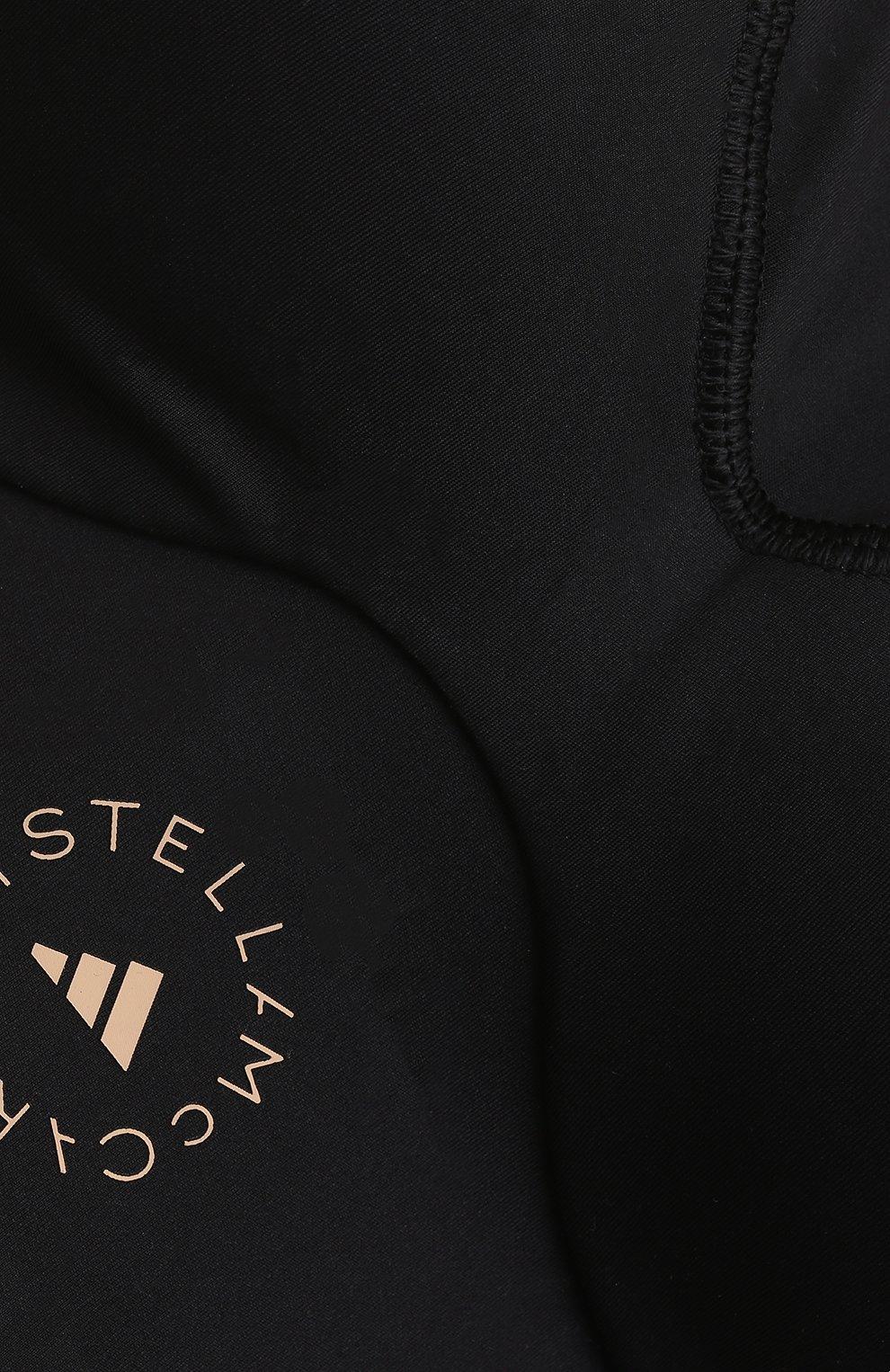Женский топ ADIDAS BY STELLA MCCARTNEY черного цвета, арт. FU0275 | Фото 5