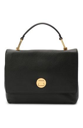 Женская сумка liya COCCINELLE черного цвета, арт. E1 HD0 18 01 01   Фото 1