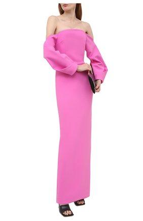 Женское платье SOLACE розового цвета, арт. 0S29032 | Фото 2