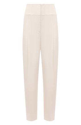 Женские брюки THEORY белого цвета, арт. L0109205 | Фото 1