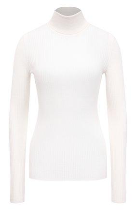 Женская водолазка из кашемира и шелка GABRIELA HEARST белого цвета, арт. 321906 A003C | Фото 1