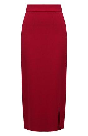 Женская юбка DOLCE & GABBANA фуксия цвета, арт. F4B3UT/FURDV | Фото 1