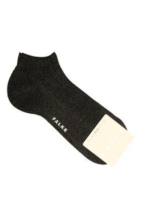 Женские носки FALKE черного цвета, арт. 46338 | Фото 1