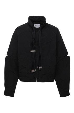 Мужская куртка AMBUSH черного цвета, арт. BMEA008S21FAB001 | Фото 1