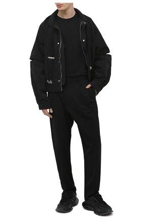 Мужская куртка AMBUSH черного цвета, арт. BMEA008S21FAB001 | Фото 2