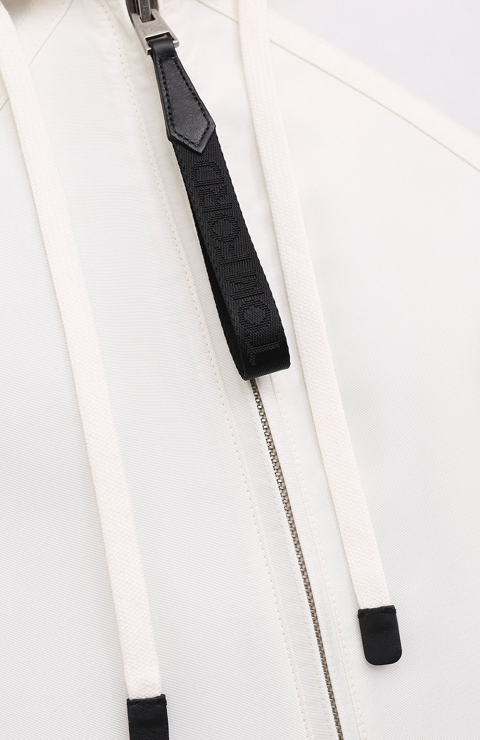 Мужская куртка TOM FORD белого цвета, арт. BW087/TF0559 | Фото 5