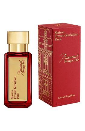 Парфюмерный экстракт baccarat rouge 540 MAISON FRANCIS KURKDJIAN бесцветного цвета, арт. 1042308 | Фото 1