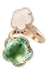 Женские кольцо dolce vita PASQUALE BRUNI бесцветного цвета, арт. 16106R | Фото 1