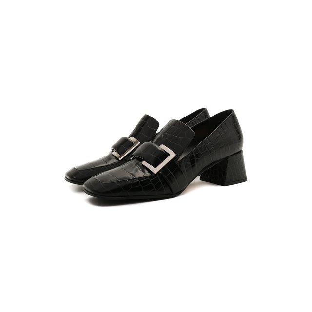 Кожаные туфли SR Prince Sergio Rossi