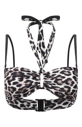 Женский бра-бандо AUBADE леопардового цвета, арт. TV06-O | Фото 1