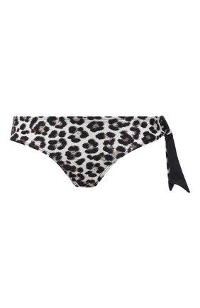 Женский плавки-бикини AUBADE леопардового цвета, арт. TV22 | Фото 1